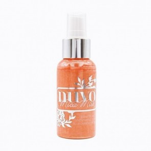Pecan Peach - Nuvo Mica Mist Spray