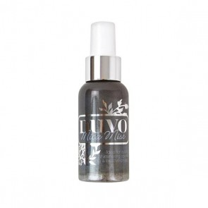 Silver Smoke - Nuvo Mica Mist Spray