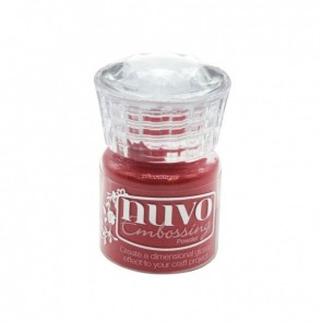 Sportscar Red - Polvere da Embossing Nuvo
