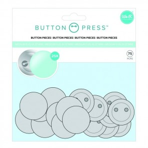 Refill pack Medium Badges 37mm per Button Press - WeR Memory Keepers