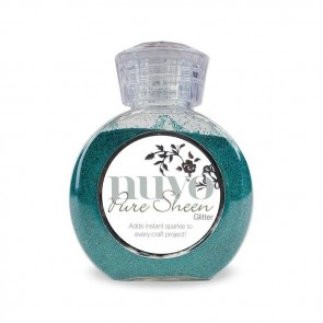 Turquoise - Pure Sheen Glitter Nuvo