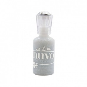 Silver Crystals - Nuvo Glitter Drops