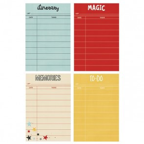 Say Cheese Sticky Notes - Accessori Carpe Diem Planner