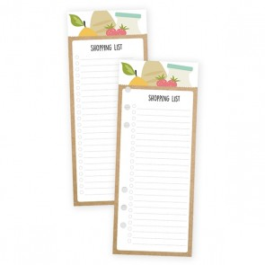 Shopping List Bookmark Tablet - Accessori Carpe Diem Planner
