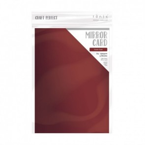 Rustic Dusk - Gloss - Carta Mirror A4 Tonic Studio