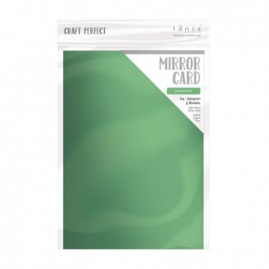 Smooth Mint - Gloss - Carta Mirror A4 Tonic Studio