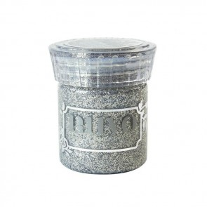 Silver Gem - Glimmer Paste Nuvo