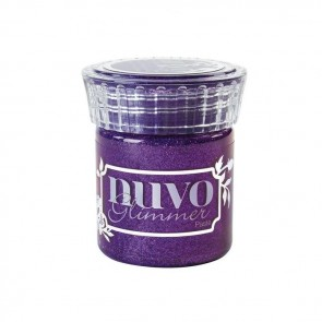 Amethyst Purple - Glimmer Paste Nuvo