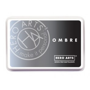 Inchiostro Hero Arts Ombre Grey to Black