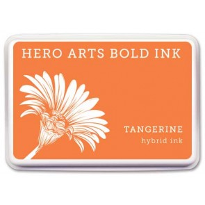 Tangerine - Bold - Inchiostro Hero Arts Shadow