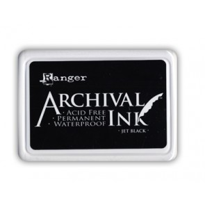Inchiostro Archival Jet Black