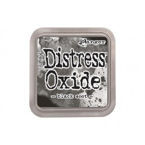 Black Soot - Inchiostro Distress Oxide