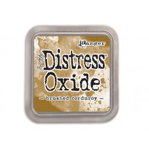 Brushed Corduroy - Inchiostro Distress Oxide