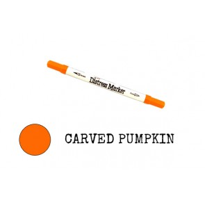 Carved Pumpkin - Pennarello Distress