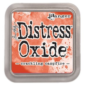 Crackling Campfire - Inchiostro Distress Oxide