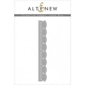 Creative Edges: Lace - Fustella Altenew