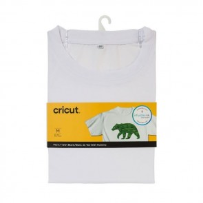 Cricut Crew Neck T-Shirt Blank - Compatibile con Infusible Ink