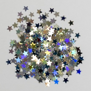 Holographic Stars - Cosmic Shimmer Glitter Jewels