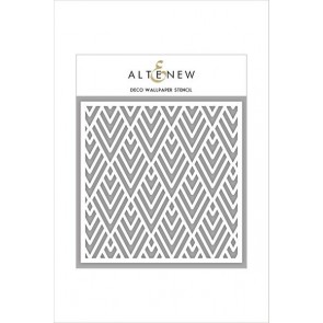 Deco Wallpaper - Altenew Stencil