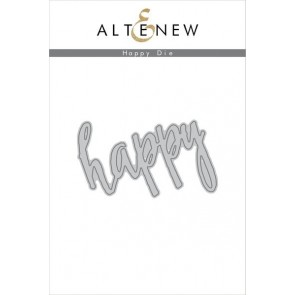 Happy - Fustella Altenew