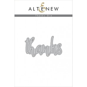 Thanks - Fustella Altenew