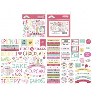 Made with Love Chit Chat - Doodlebug