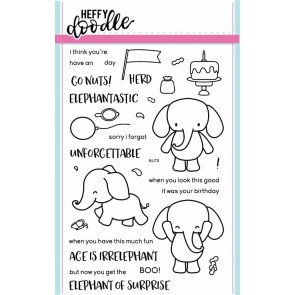 Elephant of Surprise - Timbro Heffy Doodle