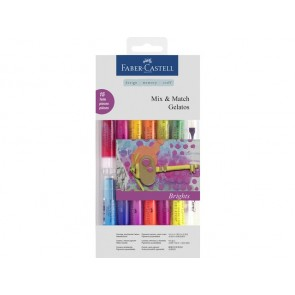 Brights Gelatos - Faber Castell
