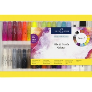 Gelatos Gift Set - Faber Castell