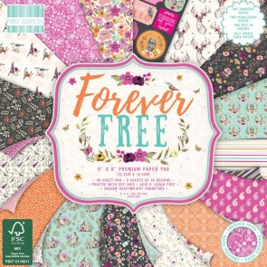 Forever Free - Blocco di carte First Edition 15x15 cm