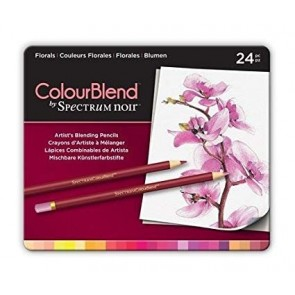 Florals - Set da 24 Matite Colourblend Spectrum Noir