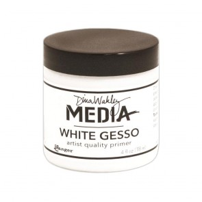 Media White Gesso - Dina Wakley