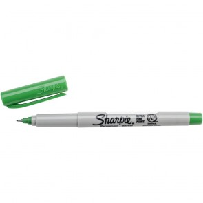 Green - Pennarello Sharpie Ultra Fine