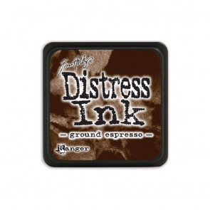 Ground Espresso - Inchiostro Distress Mini