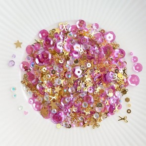 Happy Crafting Sparkly - Mix di Paillettes