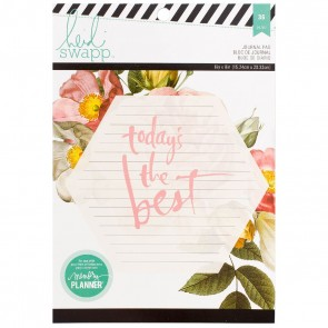 Large Journal Paper Pad - Accessori per Planner by Heidi Swapp