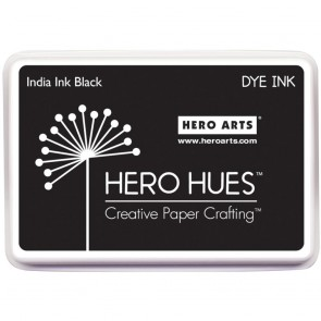 Inchiostro Hero Arts India Black