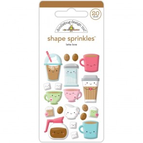 Latte Love Sprinkles - Doodlebug