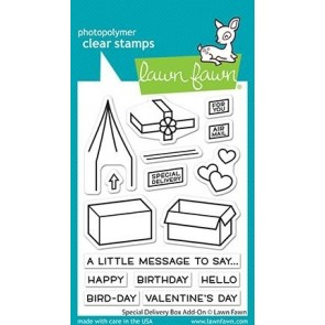 Special Delivery Box Add-On - Timbro Lawn Fawn