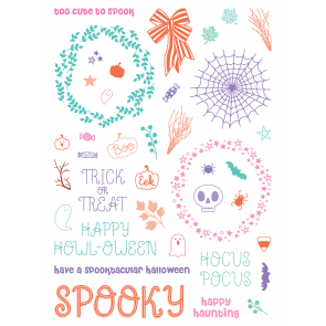 Trick or Treat Pirouette - Timbro LDRS