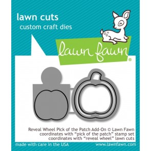 Pick of the Patch - Reveal Wheel Add-on - Fustella Lawn Fawn