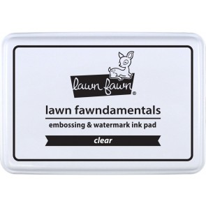 Clear Embossing - Inchiostro Lawn Fawn