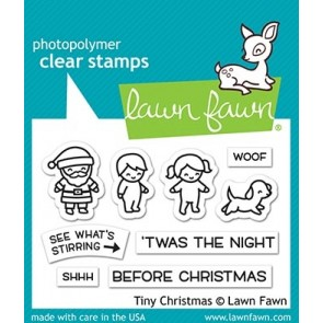 Tiny Christmas - Timbro Lawn Fawn