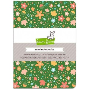 Fall Fling Mini Notebooks - Lawn Fawn