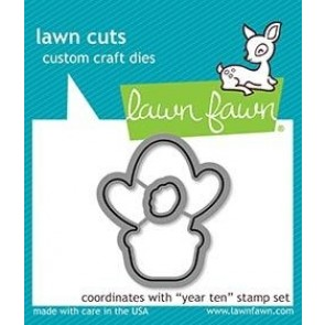 Year Ten - Fustella Lawn Fawn