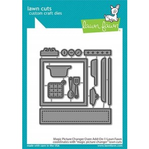 Magic Picture Changer Oven Add-On - Fustella Lawn Fawn