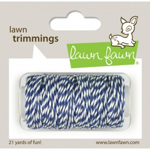 Cordoncino Lawn Fawn- Blue Jay