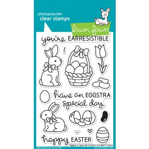 Timbro Lawn Fawn- Eggstra Special Easter