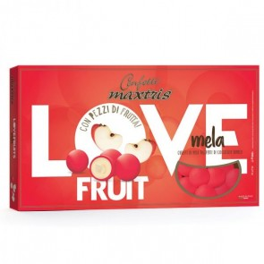 Mela Love Fruit - Confetti Maxtris 1Kg