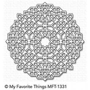 Moroccan Mosaic - Fustella My Favorite Things